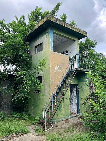 園區內崗哨遺址