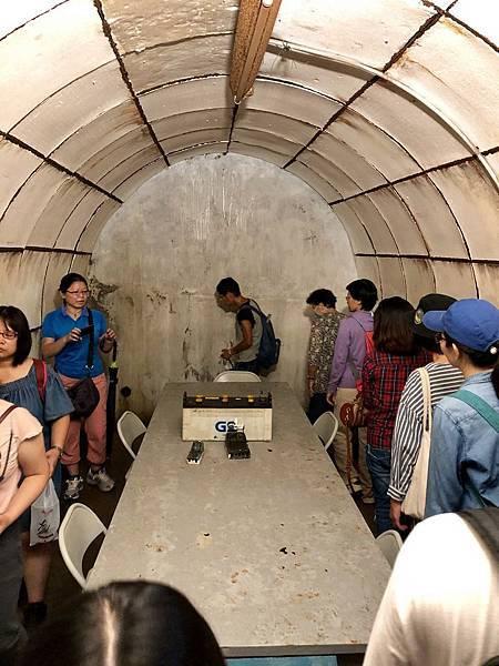 鼓山洞-第二間偵訊室