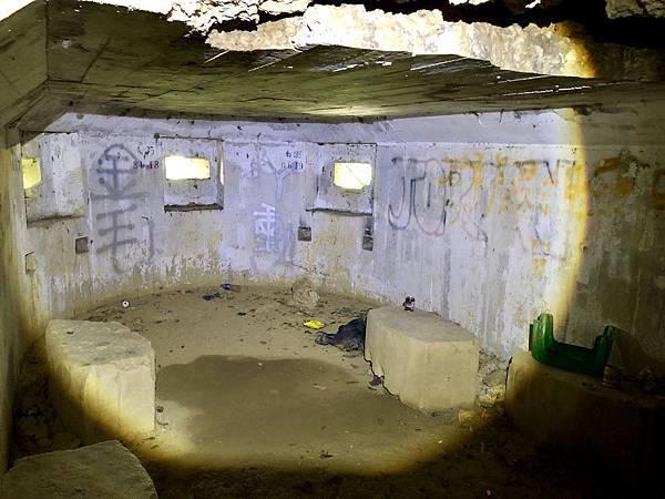 中室碉堡空間最大