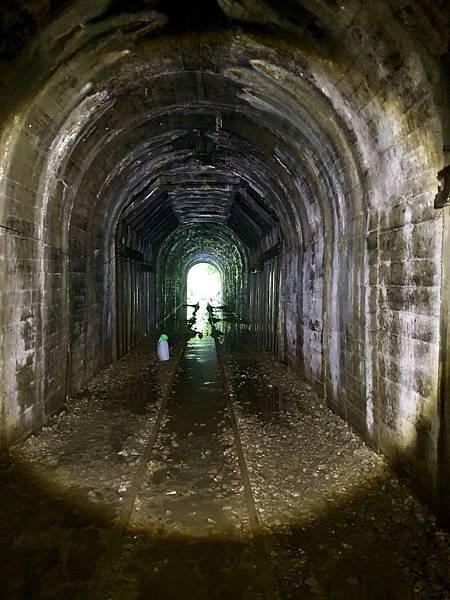 第2號隧道出口