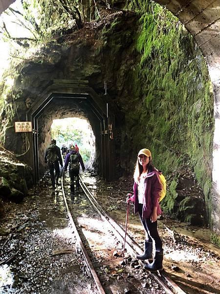 第4號隧道(12m,H2343m)