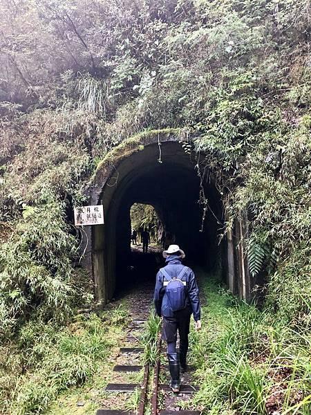 第8號隧道(23m,H2330m)