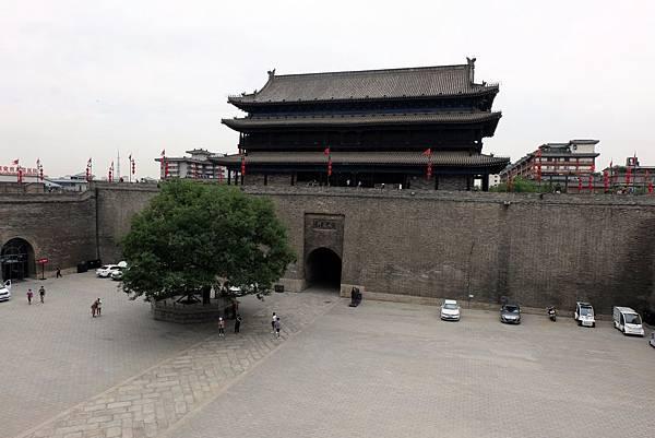 西安城牆東門