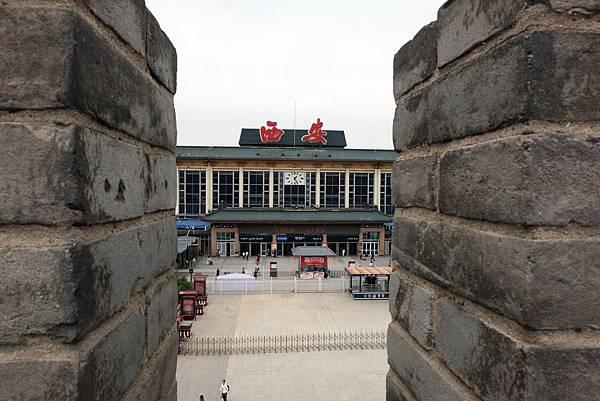 垛口,城牆上之防禦缺口
