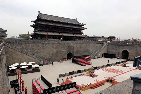西安城牆南門