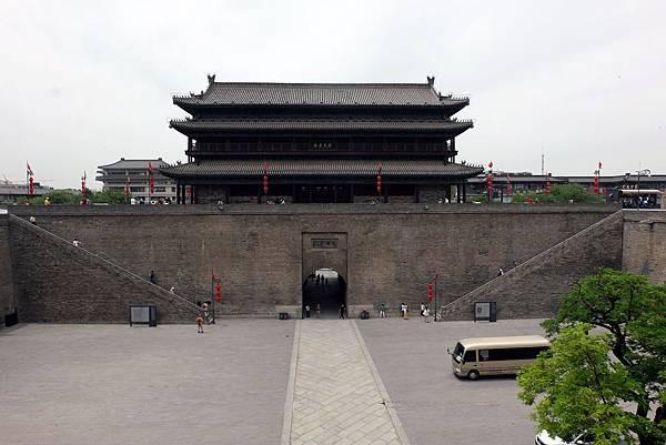 西安城牆西門