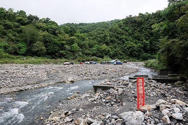 芃芃溪河床風景