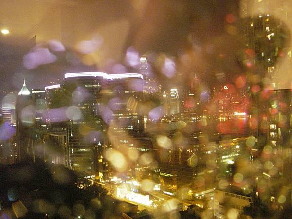 香江第一天-下過雨