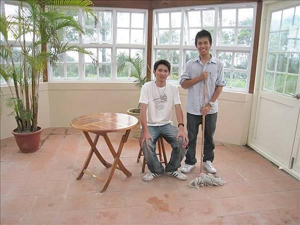 主公與掃地工