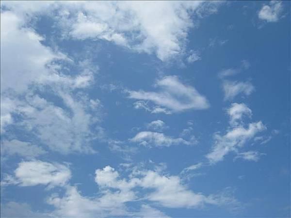 宜蘭的天空