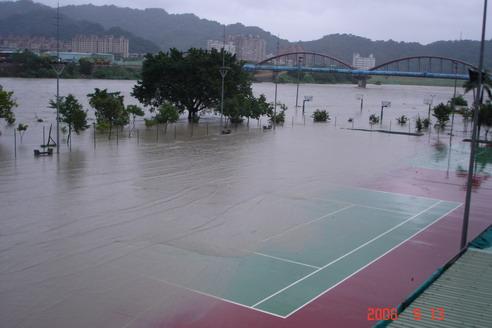 9.13.水淹球場