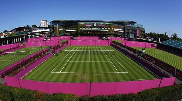 2012-London Tennis