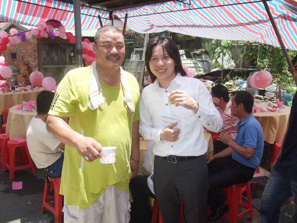 林文成、主人家少爺。 DSCF2088-1