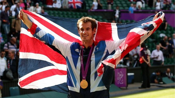 男單金牌-Murray