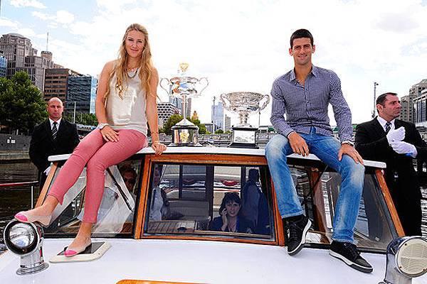 2012澳網冠軍