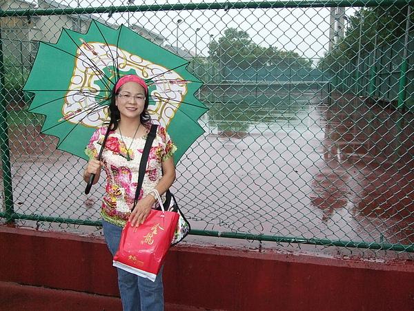 2009年創史隊員之一(楊韻如)