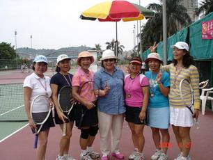 水水的娘子軍 ~ 2008
