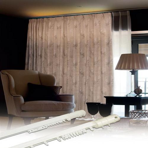 LED電動窗簾軌道