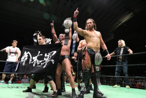 鈴木軍又贏了