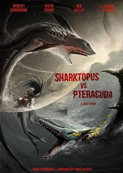 八爪狂鯊大戰梭魚翼龍.jpg