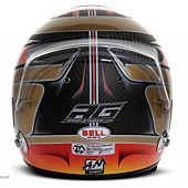 Romain Grosjean Helmet 2 安全帽