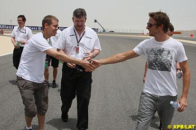 Sebastian Vettel Ross Brawn Jenson Button Bahrain.jpg
