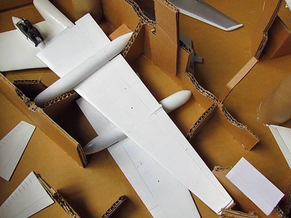 3-V & TU-16 wings