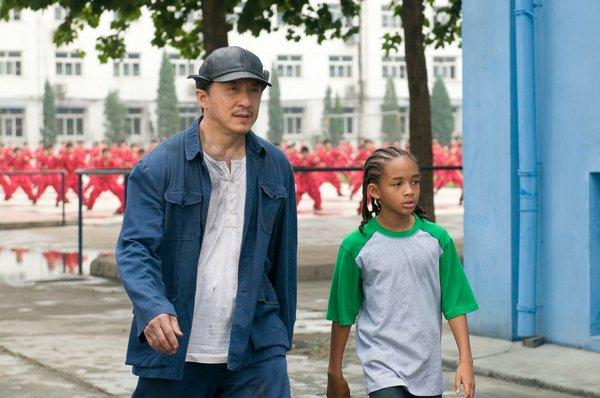Dre和Mr. Han去找Cheng的師父