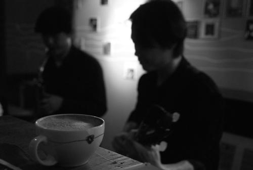 咖啡和爵士是絕妙搭檔