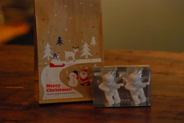 溫柔的艾瑞兒是第一個送我們聖誕禮物的客人ㄟ!!