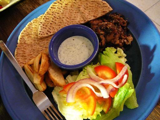 希臘左巴_烤肉