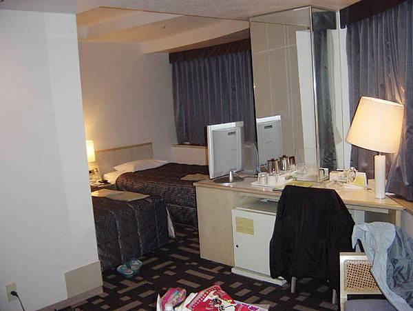 東京華盛頓飯店