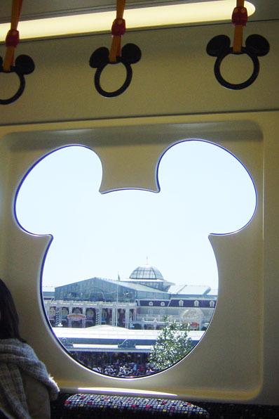 迪士尼電車