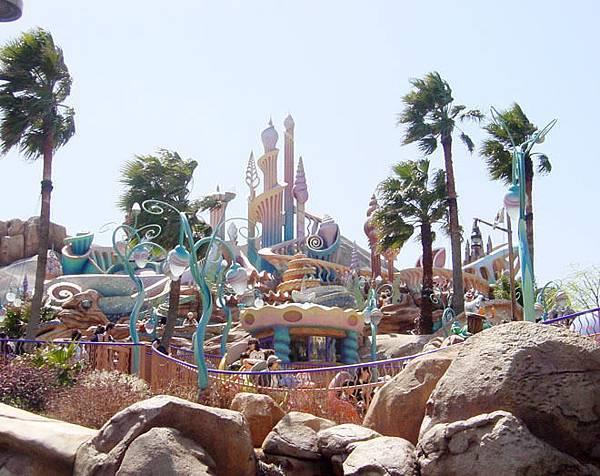 迪士尼海洋
