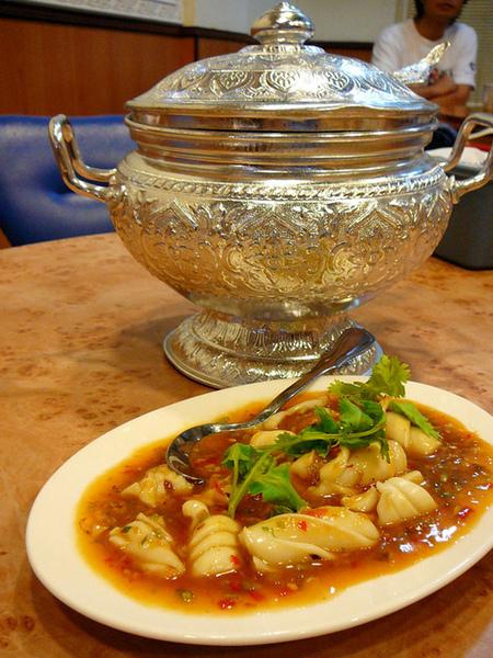 泰陽城-酸枳花枝與飯