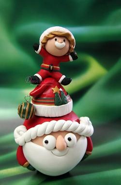 4-Santa Claus & Little Santa250.jpg