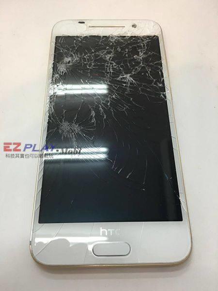 HTC A9看過這麼慘的面板嗎