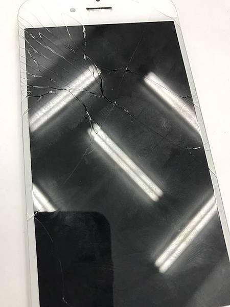 (IPHONE6)面板破裂o