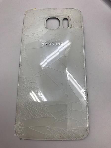 S6被蓋破裂