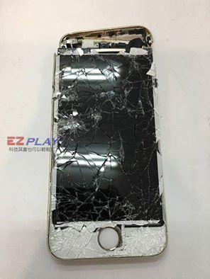 iphone5S悲慘退役