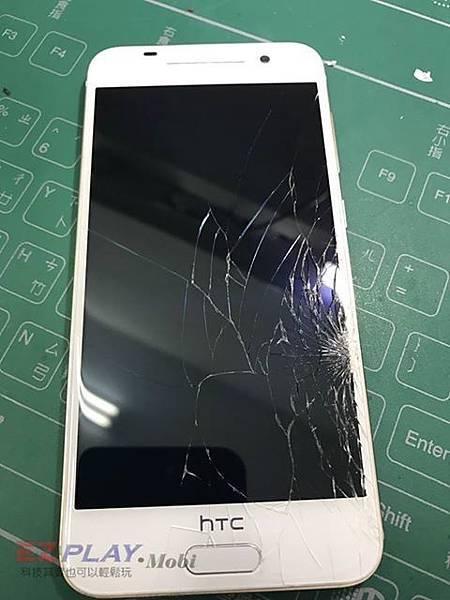 A9面板破裂n