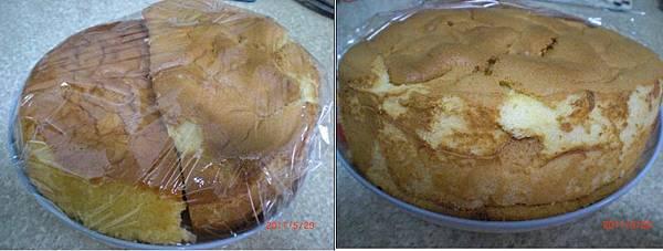 姑姑手工蛋糕雙拼美味1.JPG