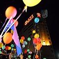 2011新竹彩虹文化祭-彩虹天燈祈福儀式