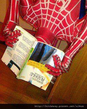 哦哦蜘蛛人也出櫃...?!