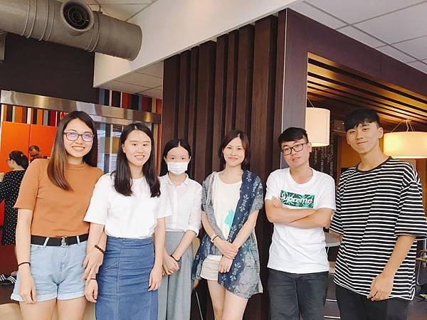20180612 靜宜大學學生訪談