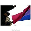 舞動雙性戀三色旗