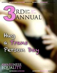 第三屆國際「擁抱跨性別日」20110502