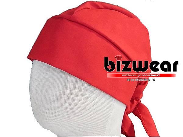 紅色海盜帽