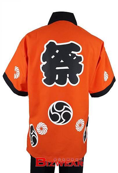 橘色印花祭典服後片.jpg