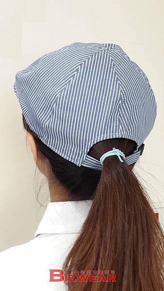 條紋貝殼帽4